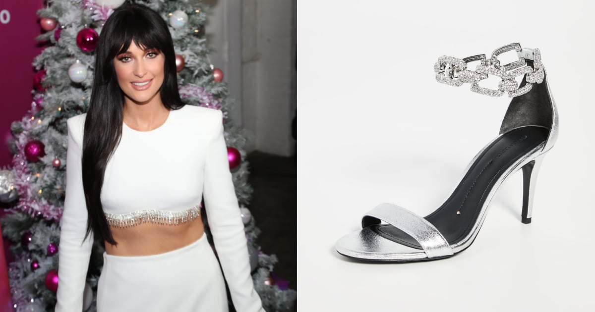 Kacey Musgraves, Incoming Christmas Queen, Found the Perfect Holiday-Party Heels