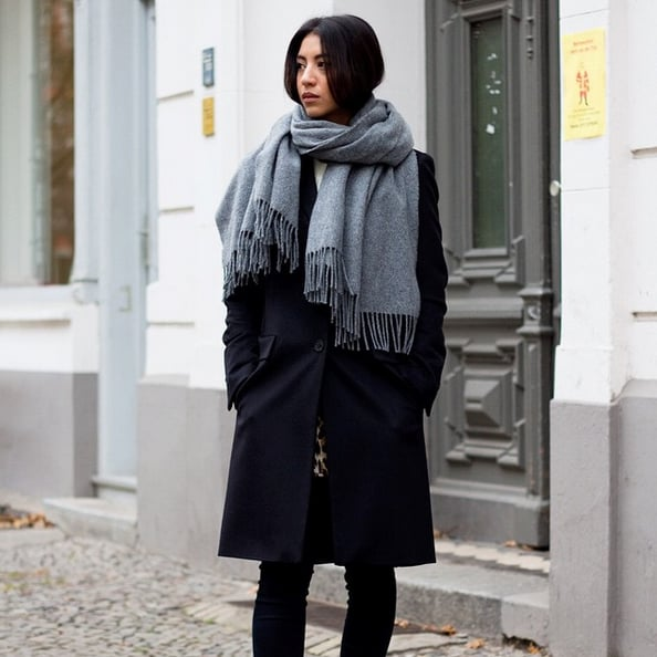 Piled On Over a Structured Coat