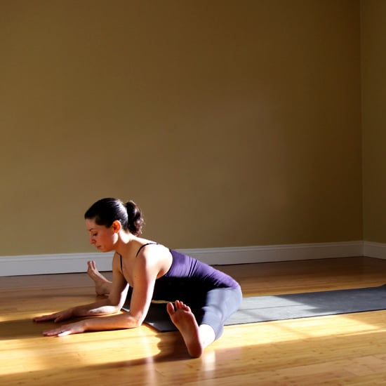 How to Do Wide-Legged Seated Forward Fold in Yoga