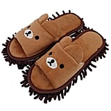 Selric Microfiber Washable Mop Slippers