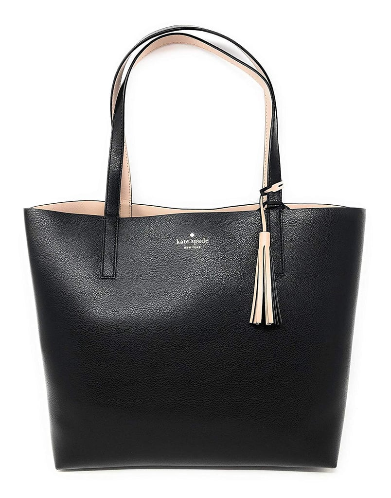Kate Spade New York Marina Lakeland Drive Reversible Leather Tote Bag