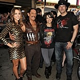 Pictures of Machete Premiere