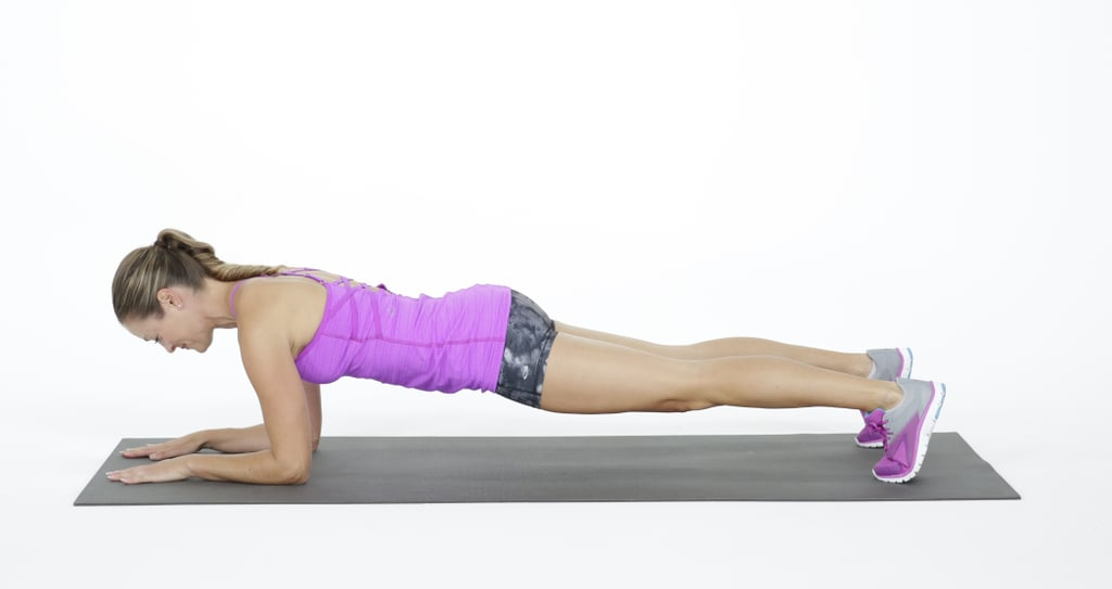 Core: Elbow Plank