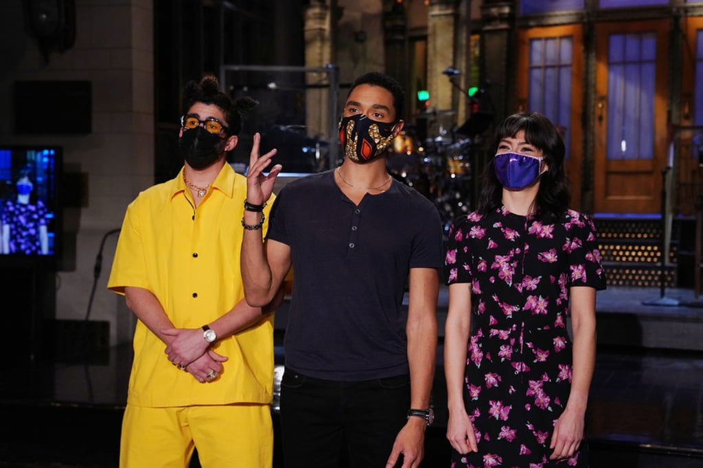 Regé-Jean Page Wore Honey Malou's Face Masks For SNL