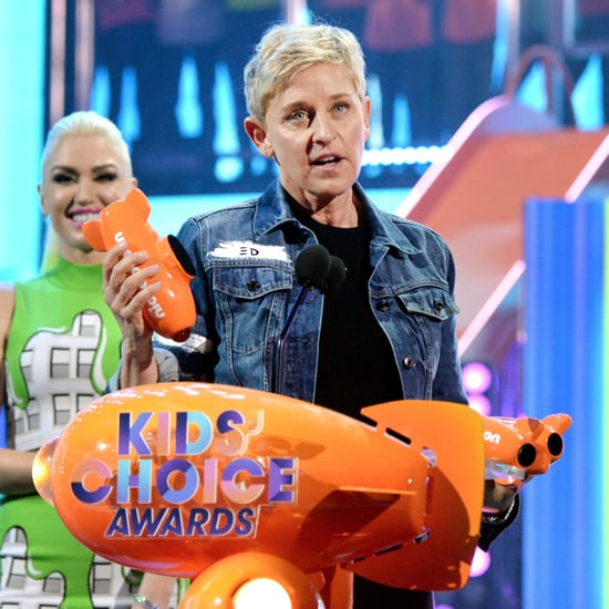 Ellen DeGeneres's Speech at the 2017 Kids' Choice Awards