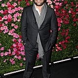 Brett Ratner made an appearance at the Chanel dinner party at the 2012 Tribeca Film Festival.