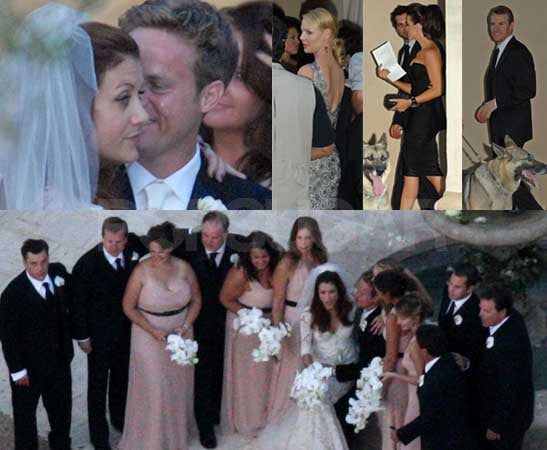 Ojai, Kate Walsh's Wedding!