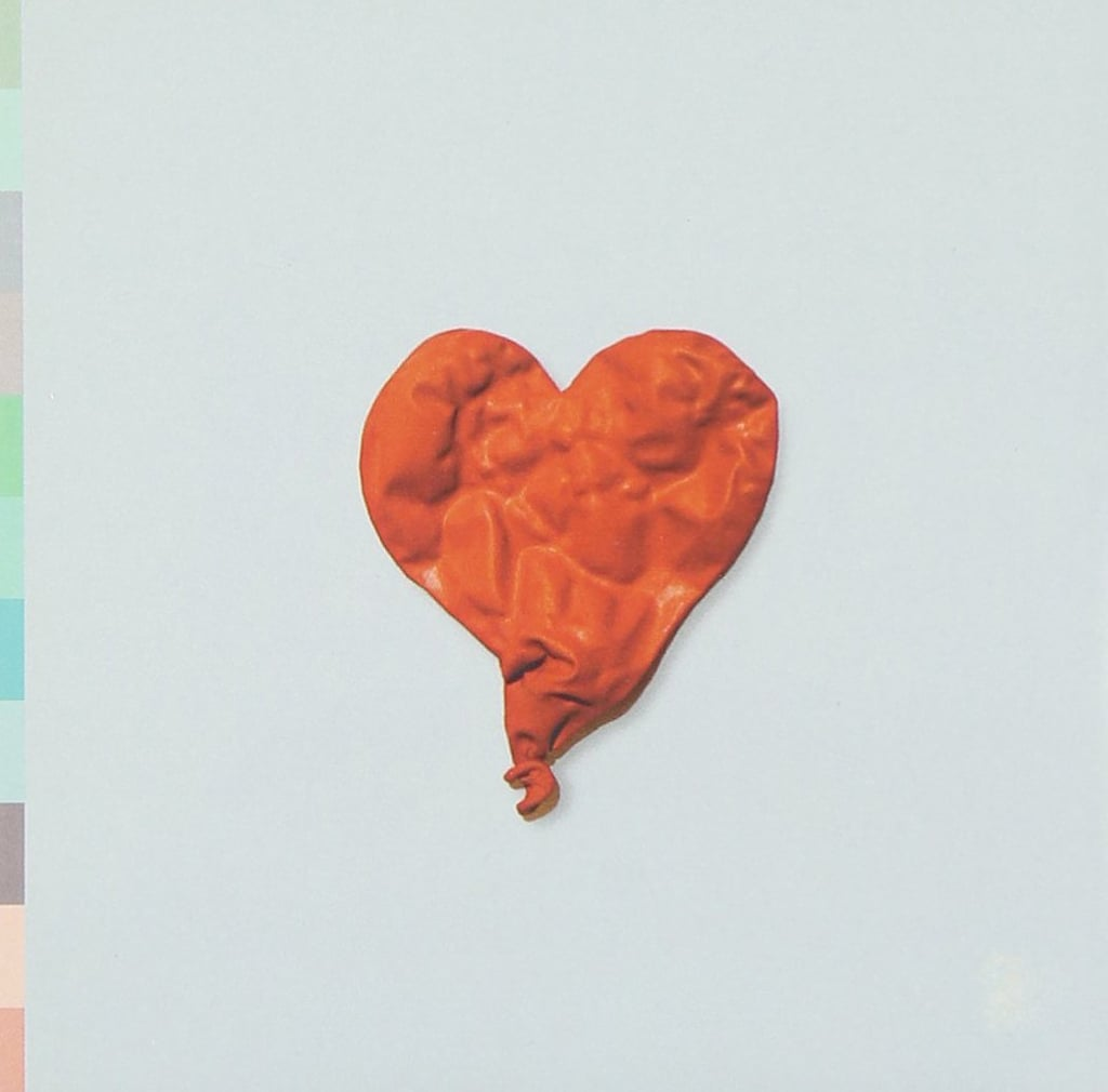 Kanye West — 808s & Heartbreak