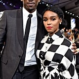 Pictured: Mahershala Ali and Janelle Monae