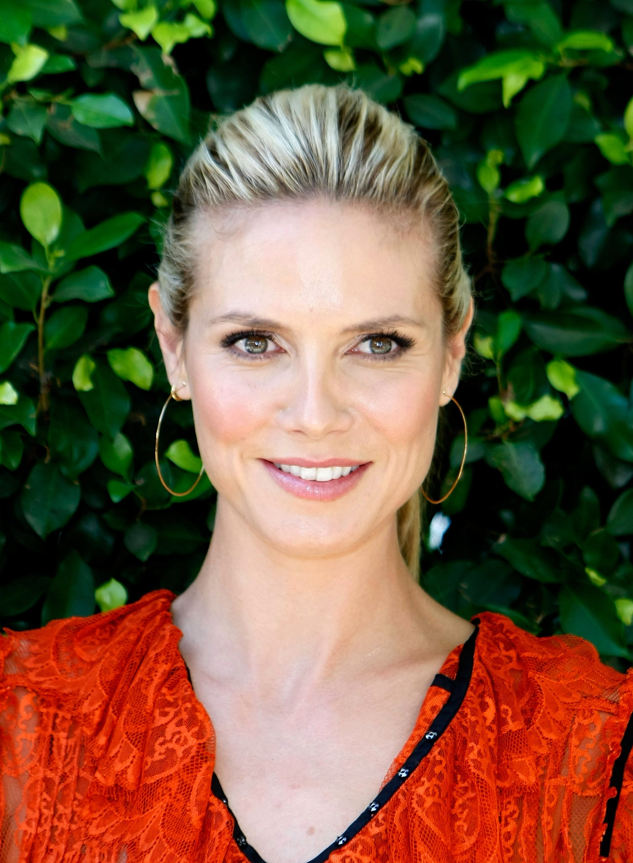 Photos Of Heidi Klum At The Women S Conference And Very
