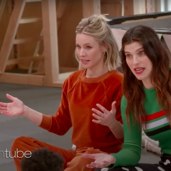 Watch Kristen Bell and Lake Bell Crash a Mommy and Me Class