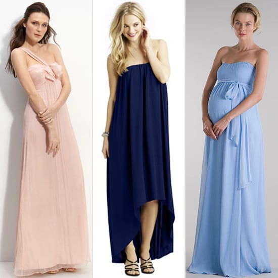9 Bridesmaids Dresses Made For Moms-to-Be