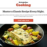 New York Times Cooking With Chef'd