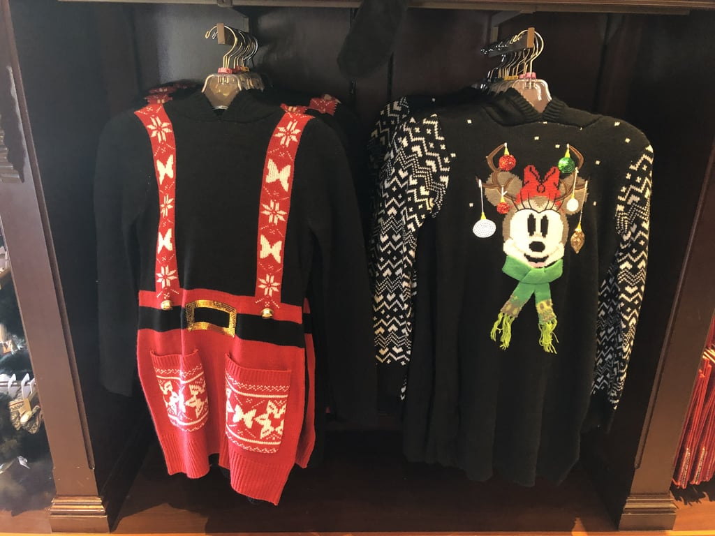 Disneyland Ugly Christmas Sweaters 2018 | POPSUGAR Family