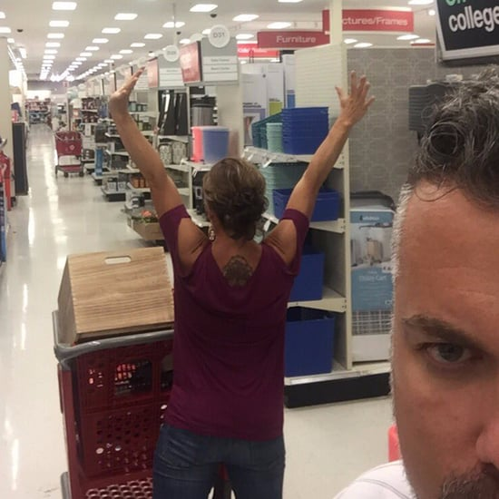 Couple Drunk Shopping at Target