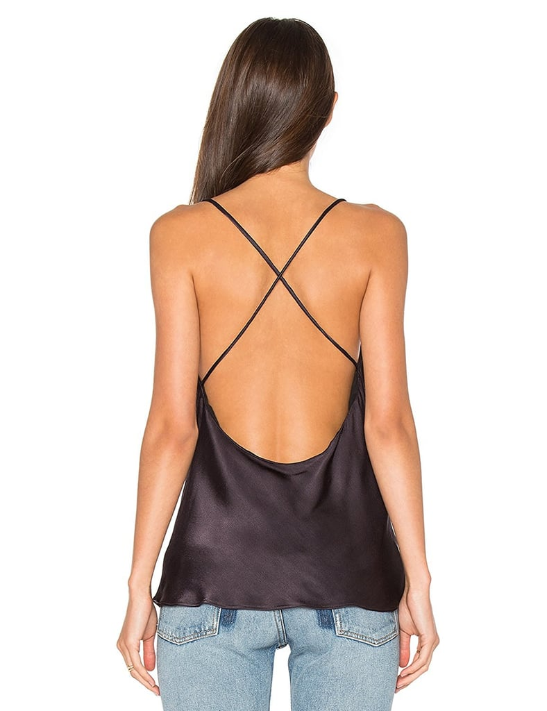 Blooming Jelly Criss-Cross Back Camisole