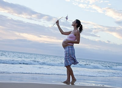How to Love Your Pregnant or Post-Pregnant Body