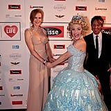Nicole Kidman, Lucy Durack and Keith Urban