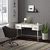 Rivet Modern Desk