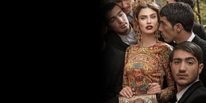 Dolce & Gabbana's Theatrical Fall 2013 Campaign