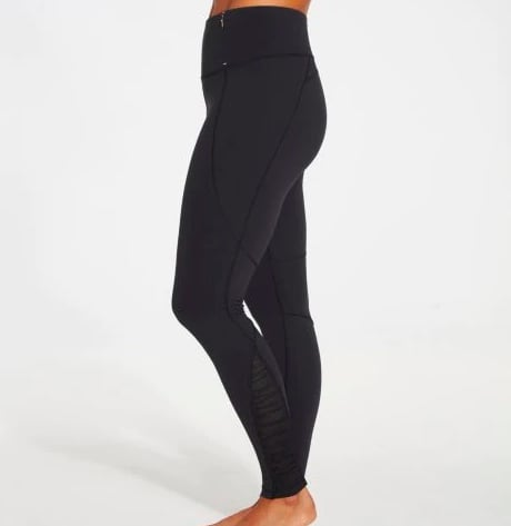 Essential High Waist Ruched Leggings