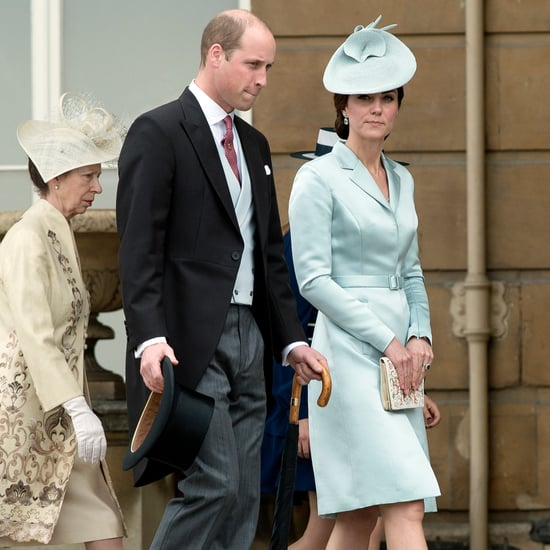 Kate Middleton Wearing Christopher Kane Skirt Suit
