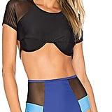 Chromat Uniform Bikini Top