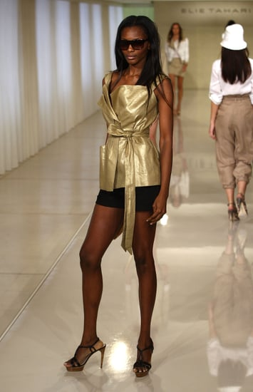 New York Fashion Week: Elie Tahari Spring 2010