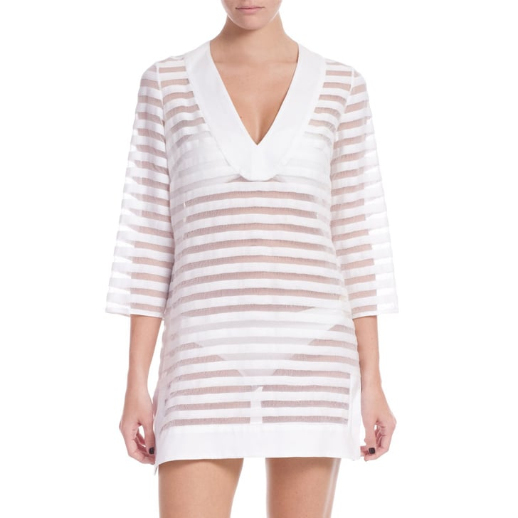 Shoshanna Pizval Striped Tunic