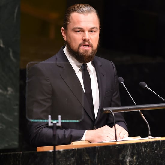 Leonardo DiCaprio's UN Speech | Video