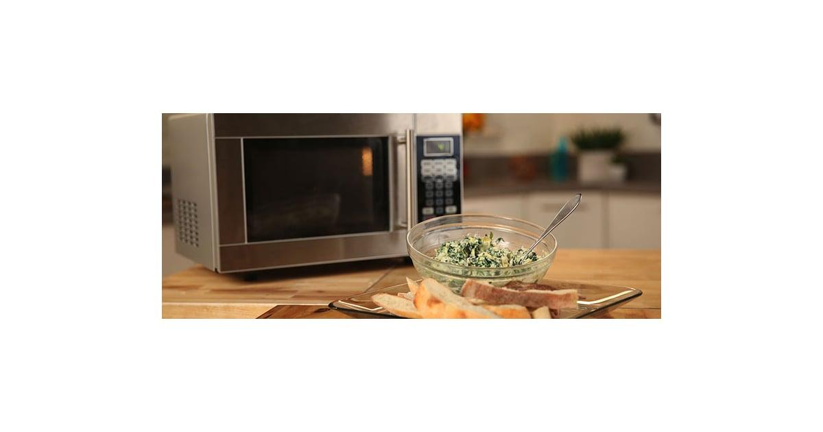 Easy spinach and artichoke dip recipe popsugar food for Gazelle cuisine n 13