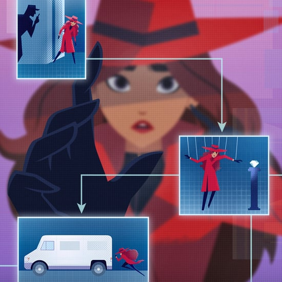 Carmen Sandiego: To Steal or Not to Steal Netflix Trailer