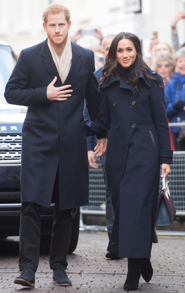Meghan's First Official Engagement