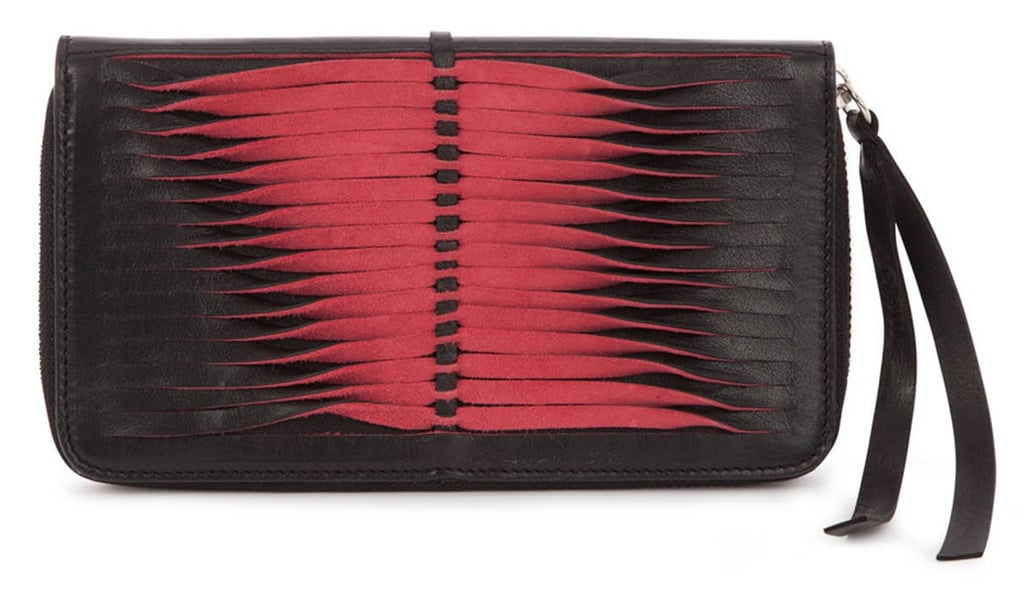 My friends and I share everything from restaurant recommendations to fashion finds. Maje's high-contrast slashed wallet ($260) falls into both categories — when a close (and particularly stylish!) pal debuted her similar design while splitting our dinner check, I knew I needed to own it, too! — Randy Miller, associate editor