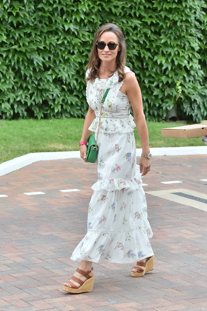 Pippa Middleton Found Summer Wedges So Classic, You'll Wonder How You Lived Without Them