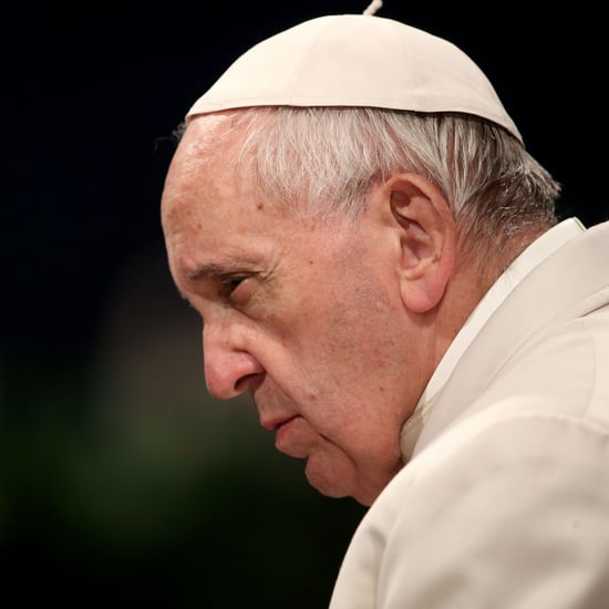 Pope Francis Comments on Mother of All Bombs Term