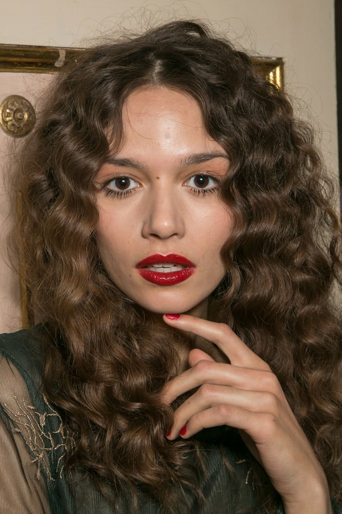 London Milan Fashion Week Hair and Beauty 2015