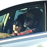 Robert Pattinson shows PDA with FKA Twigs in LA | Photos