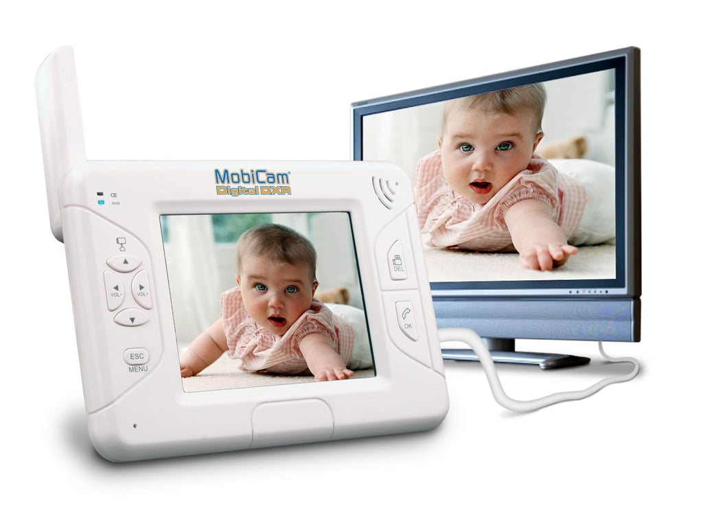 Mobicam Digital DXR - Wireless Video/Audio Monitor ($200)