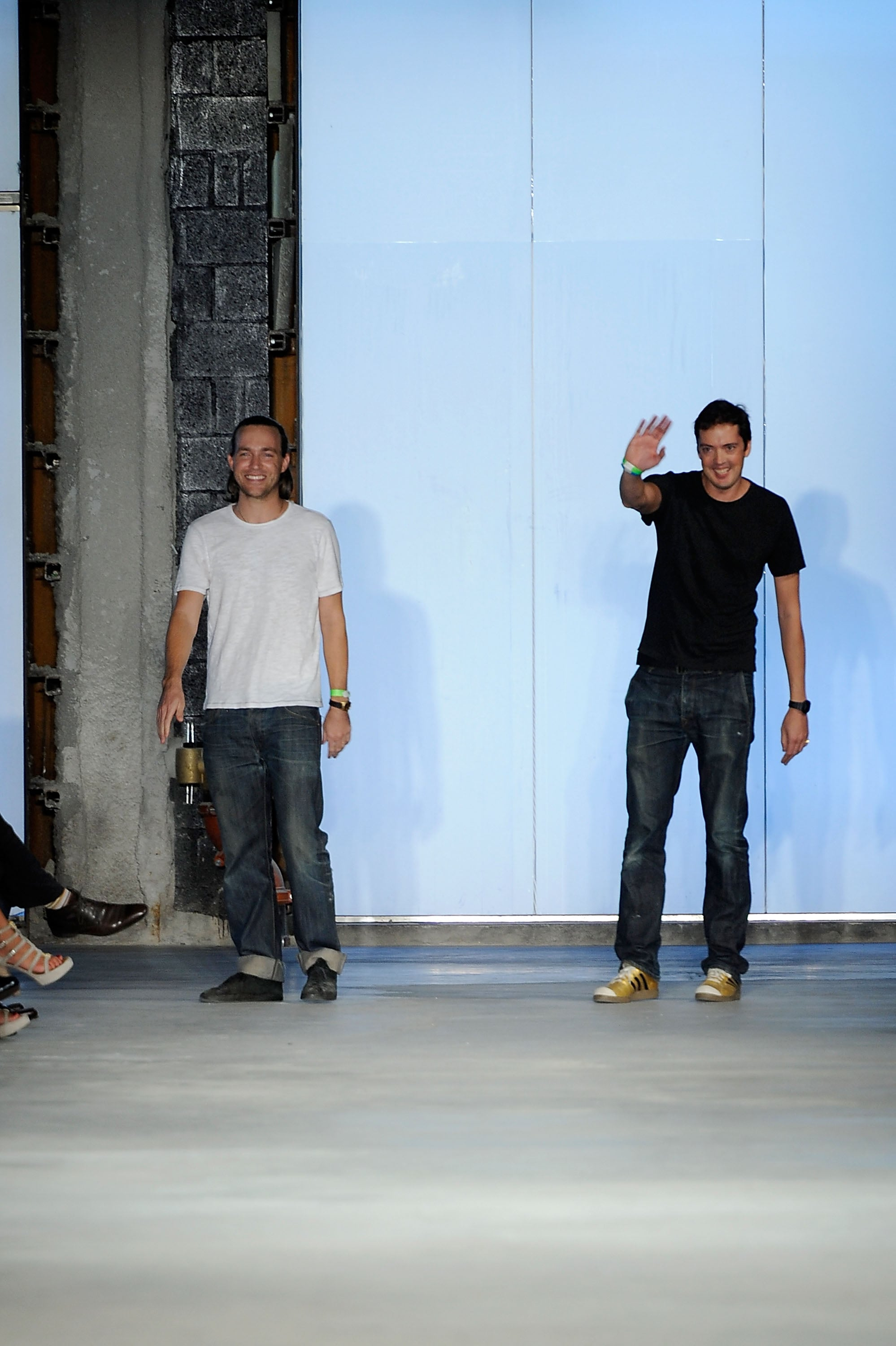 David Neville and Marcus Wainwright Take a Departure, Try Out Color for Rag & Bone Spring 2011