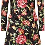 Dolce & Gabbana Floral Coat