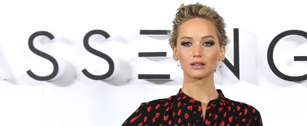 Jennifer Lawrence Just Reminded Us How Cool a Braid Can Be