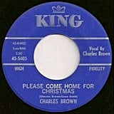"""Please Come Home For Christmas"" by Charles Brown"