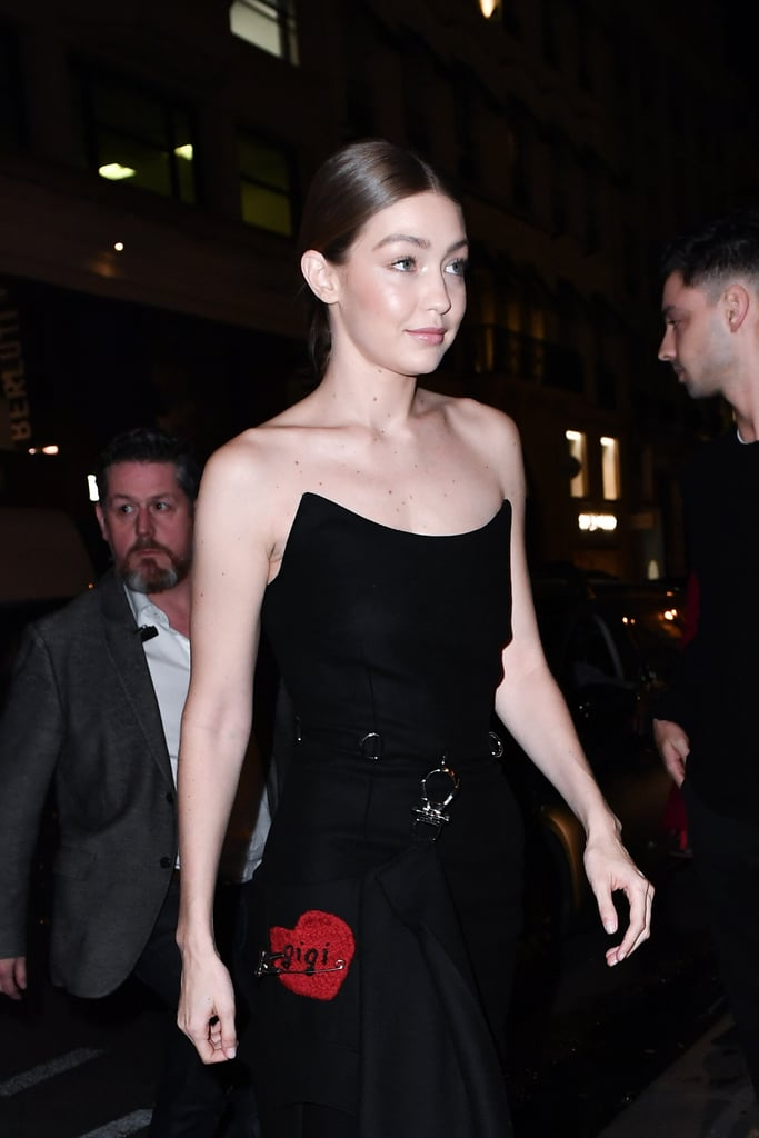 Gigi Hadid in Prada Ready to Wear Collection
