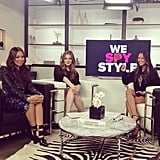 Look out for our latest episode of We Spy Style with Aimee Song!