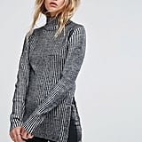 Cheap Monday Ribbed Turtleneck Knit