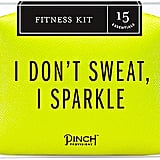 Pinch Provisions I Don't Sweat, I Sparkle Fitness Kit