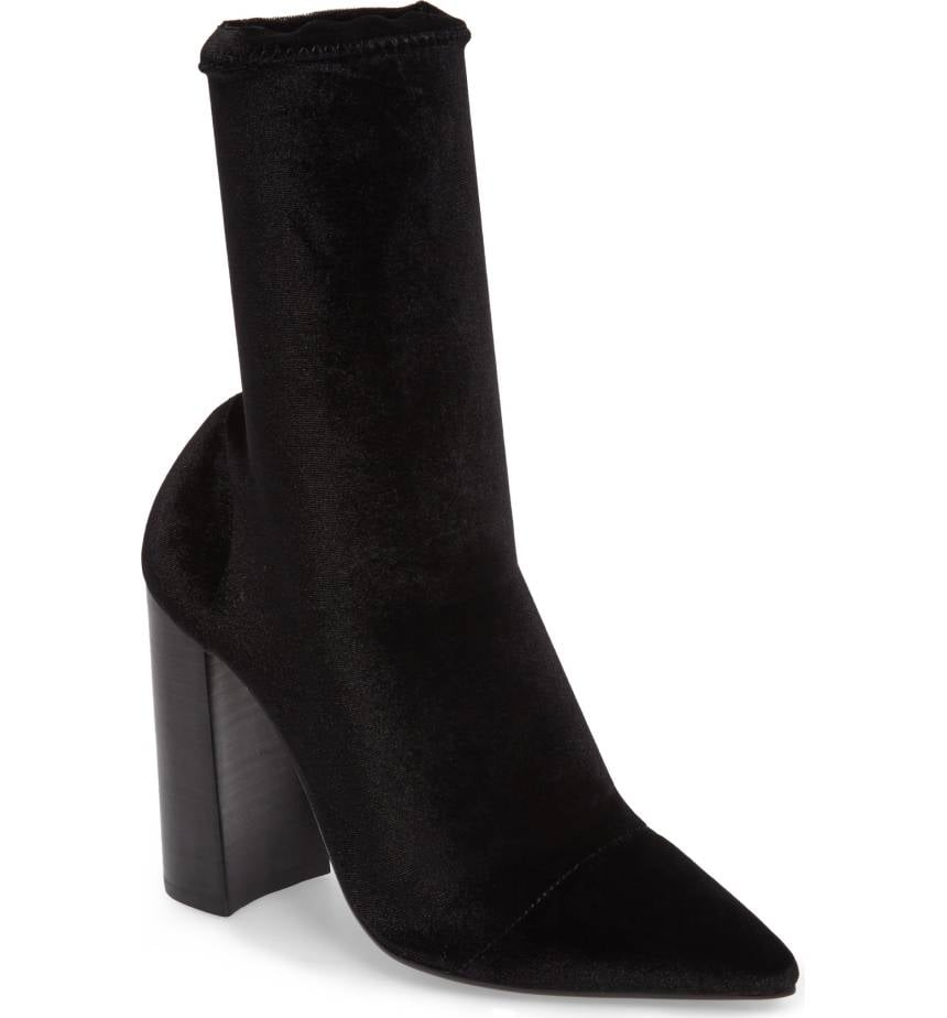 Tony Bianco Stretch Bootie