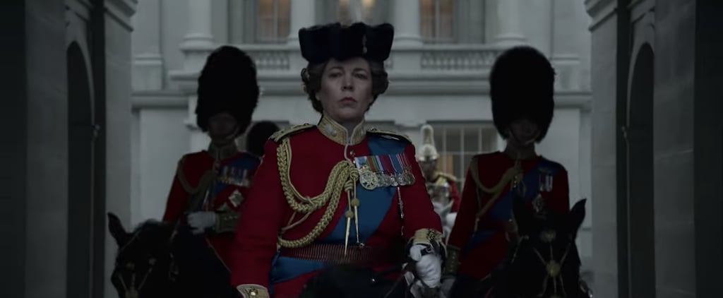 The Crown Season 4 Teaser Gives First Look at Princess Diana