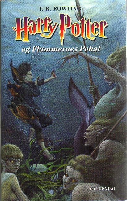 Harry Potter and the Goblet of Fire, Denmark